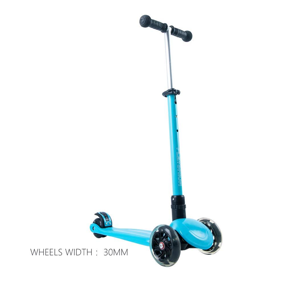 Amazon.com: playshion LED Light-up ruedas de skateboard con ...