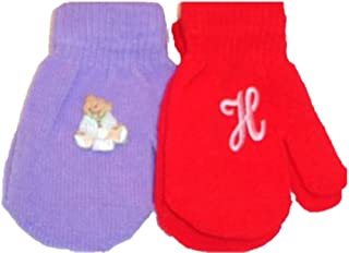 Set of Four Pairs of Magic Stress Mittens for Infants Ages 0-6 Months.
