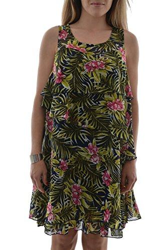 Molly Ladies Woven Star Bracken Robe Vert Dress nUw1nPx