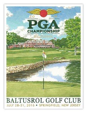 Baltusrol Golf Club | 2016 PGA Championship