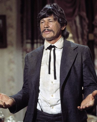 From Noon Till Three Charles Bronson Portrait Image 16x20 Poster