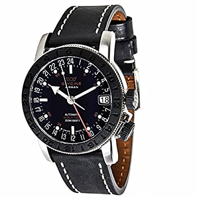 Glycine Airman Automatic-self-Wind Male Watch 3927.191.LB9B (Certified Pre-Owned) from Glycine