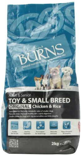 Burns Pet Nutrition Adult Small/ Toy Breed 2 Kg