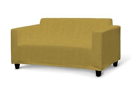 Dekoria Fire retarding IKEA KLOBO sofá Cover - Mostaza ...