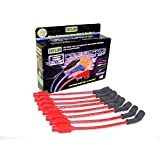 Taylor Cable 74244 Spiro-Pro Red Spark Plug Wire Set