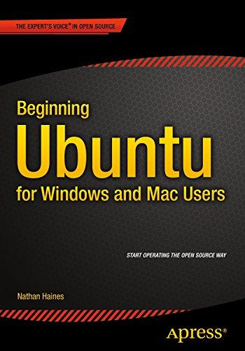 Download Beginning Ubuntu for Windows and Mac Users Pdf