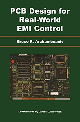 pcb design for real world emi control (the springer internationalpcb design for real world emi control (the springer international series in engineering and computer science book 696) 2002 edition, kindle edition