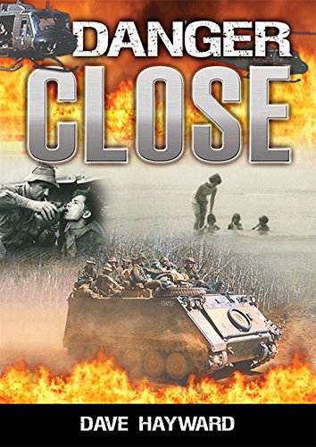 Danger Close Novel Vietnam War ebook product image