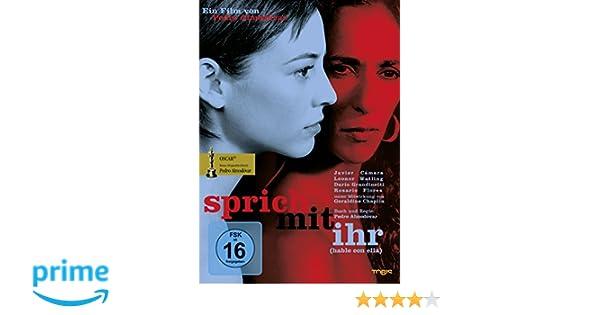 Sprich mit ihr [Alemania] [DVD]: Amazon.es: Javier Cámara ...