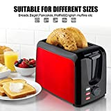 Toaster 2 Slice Toasters Two Slice Toaster with