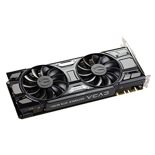 new styles c02ad 708d5 EVGA - GeForce GTX 1070 Ti 8 GB SC GAMING ACX 3.0 Black Edition ...