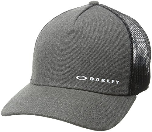 Oakley Men's Chalten Cap, Jet Black, One Size
