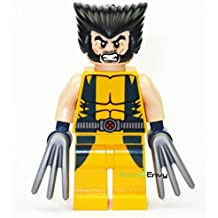 (USA Warehouse) 2012 LEGO Marvel Wolverine (6866) Minifigure Brand New **ITEM#NO: 43E8E-UFE6 C2A32537