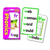 TREND ENTERPRISES INC. POCKET FLASH CARDS PHONICS 56-PK (Set of 24)