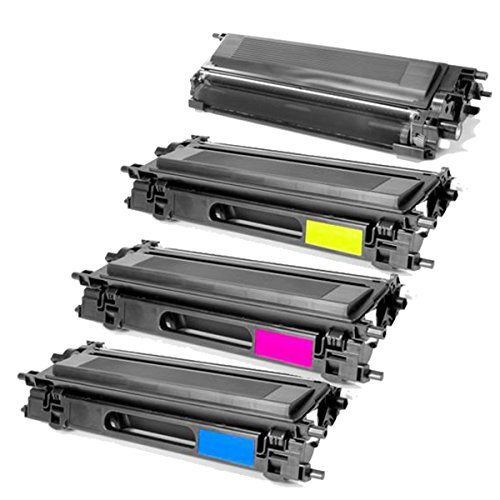 ADE Products Compatible Replacement Toner for Brother TN115 Toner Set, Brother TN115BK TN115C TN115Y TN115M for DCP9040CN DCP9045CDN HL-4040CDN HL-4040CN HL-4070CDW MFC-9440CN MFC-9450CDN MFC-9840CDW
