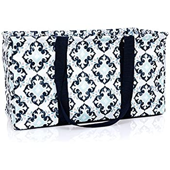 0752e35bccd2 Amazon.com: Thirty One Large Utility Tote in Fab Flourish - No ...