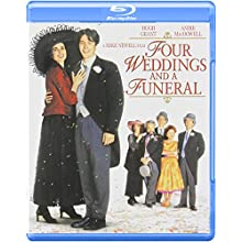 Four Weddings and A Funeral Blu-ray (2011)