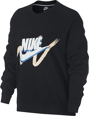 8f0faf700 Amazon.com: Nike Sportswear Archive Women's Crewneck: Clothing