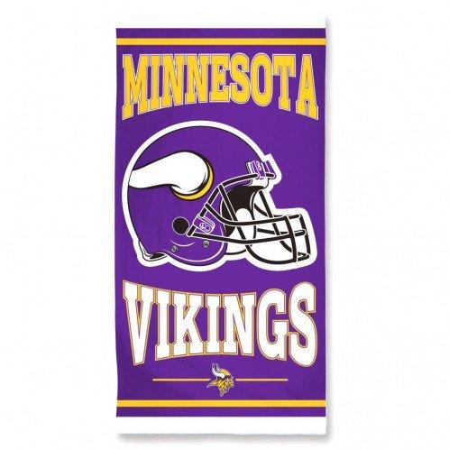 Wincraft Minnesota Vikings NFL Beach Towel (30x60)