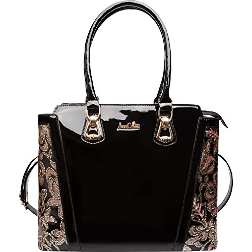 ann-creek-womens-banny-metallic-tote-bag-black-multi