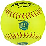 Dudley NJCAA Thunder Heat Fast Pitch Softball - 12 pack