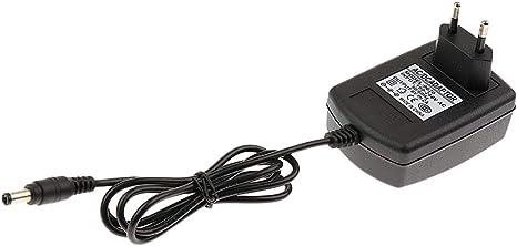 Eu Stecker Wechselstrom 100 240v Zu Dc 6v 2a Netzteil Ladegeraet Konverter Adapter 5 5 Mm Küche Haushalt