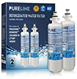 46 9690 kenmore filter - LG LT700P Refrigerator Water Filter, LG ADQ36006101 Compatible Water Filter, Kenmore 46-9690 (9690) Compatible Water Filter Replacement - Refrigerator - Also Fits WSL-3,WF700 (2 PACK)