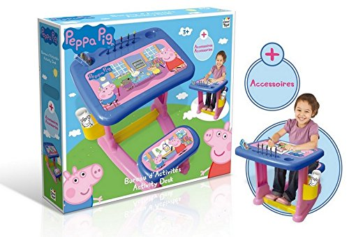 Peppa Pig Activity Desk and Seat by Peppa Pig