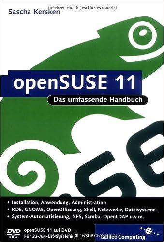 opensuse handbuch