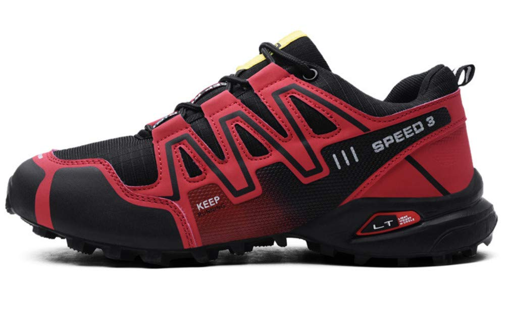 472625bff9bf7 Amazon.com: LUCKY-U Men Hiking Shoes,Outdoor Sports Backpacking ...