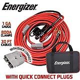 Energizer Jumper Cables, 30 feet, 1