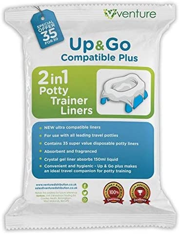 Travel Potty Liners