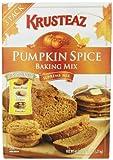 bread baking mix - Krusteaz Pumpkin Spice Baking Mix (3ways to enjoy - Quick Bread, Cookies, or Pancakes) 45oz