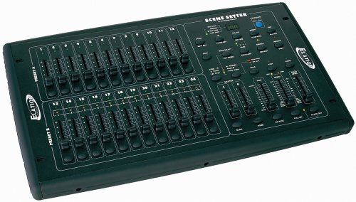 American Dj Scene Setter 24 Channel Conventional Dimmer Controller by ADJ Products