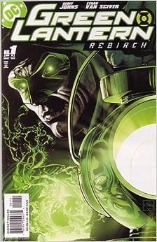Green Lantern: Rebirth, #1 (Comic Book)