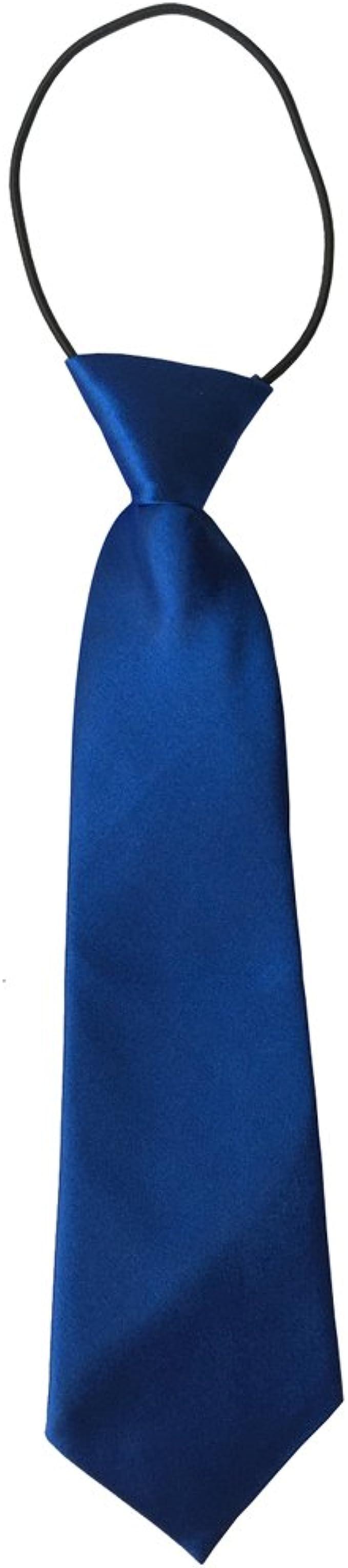 good. News poliéster niño corbata corbata infantil con cinta de ...