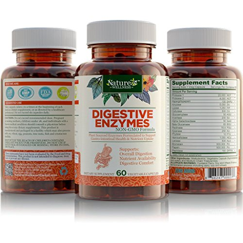 Digestive-Enzymes-Complete-Advanced-Multi-Enzyme-Supplement-for-Better-Digestion-Absorption-Help-Gas-Relief-Discomfort-Bloating-IBS-Gluten-Lactose-Intolerance-Natural-Prebiotic-Probiotic