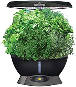 AeroGarden Classic 6 with 6-Pod Gourmet Herbs Seed Kit