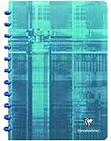 Clairefontaine Metric Cahier détachable Seyès grands carreaux 21 x 29,7 144 Pages Couleurs Assortis