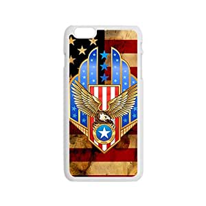 American Flag Custom Protective Hard Phone Cae For Iphone 6