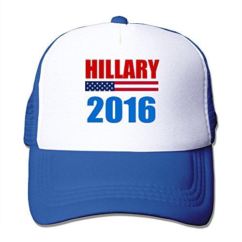 unisex-hillary-for-president-2016-adjustable-trucker-hats-royalblue