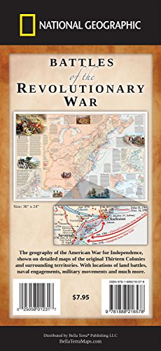 Thing need consider when find revolutionary war maps?