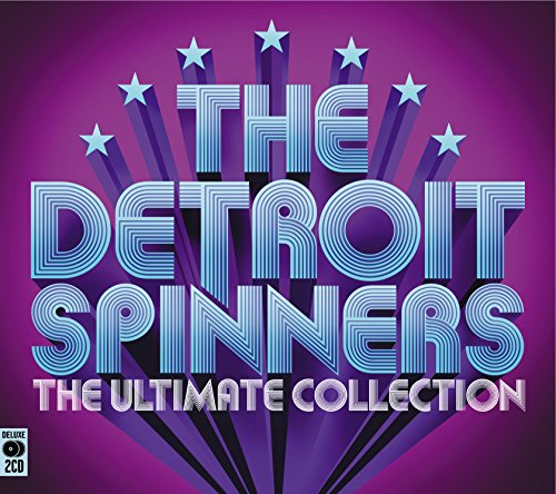 Detroit Spinners: The Ultimate Collection (The Spinners The Very Best Of The Spinners)