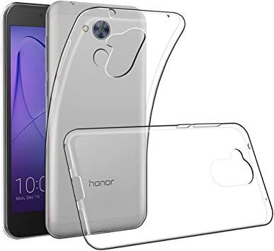 GeeRic Funda Compatible para Huawei Honor 6A,Flexible TPU ...