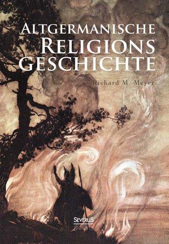 Altgermanische Religionsgeschichte