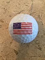 Srixon Z-Star XV Golf Balls (One Dozen) Tour Size American Flag USA