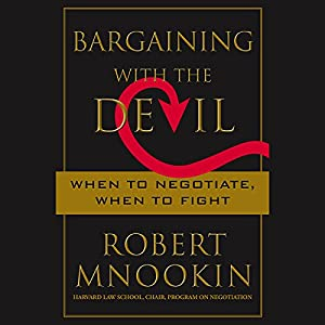 Bargaining with the Devil Audiobook