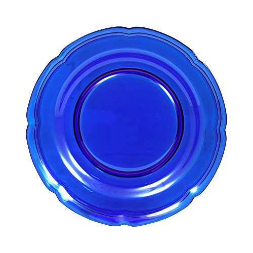 Country Blue Salad Plate - 7