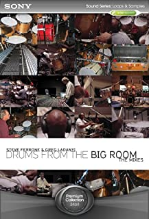 Drums from the Big Room: The Mixes [Download] (B00G4EA44I)   Amazon Products