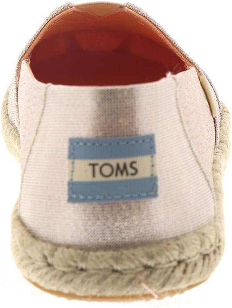 TOMS Women's Classic Slip-On Shoe Spanish Villa 1